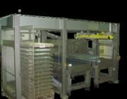 Palettiseur automatique cartisien - Jusqu'à 6 couches/minute suivant le produit à traiter