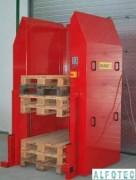 Palettiseur dépalettiseur électrique - Empilage et désempilage entièrement automatique
