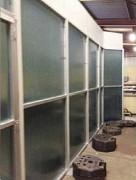 Palissade de chantier Modulaire - Fonctionnelle - Modulaire - Esthétique