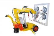 Palonnier à ventouse électrique - Capacité levage jusqu'à 280 kg