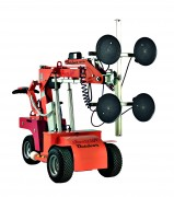Palonnier à ventouse mobile - Hauteur de levage : 3500 mm