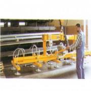 Palonnier à ventouse sous vide - Nombre de ventouses : 4 - 6 - 8 - 12 - Charge maximale utile (kg) : De 100 à 2000