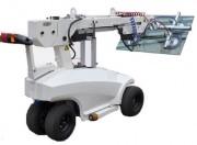 Palonnier à ventouse tout terrain - Capacité de charge : 380 kg