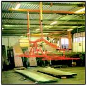 Palonnier à ventouses 2 tonnes - Pompe à vide électrique ou à air comprimé