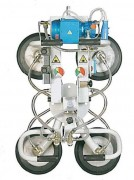 Palonnier à ventouses 400 Kg - Électrique ou pneumatique