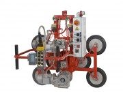 Palonnier à ventouses électrique pour verre - Capacité : de 50 à 1500 kg