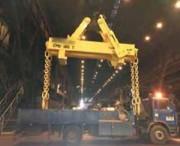 Palonnier de levage 15 000 kg - Capacité de charge : 15 000 kg