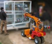Palonnier de levage à ventouses 3250 mm - Hauteur de levage : 3250 mm