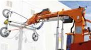 Palonnier de levage à ventouses - Capacité : 608 kg