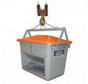 Palonnier de levage pour bacs à sel - Matière : acier galvanisé - Pour bac à sel de 200 à  550 / 700 L