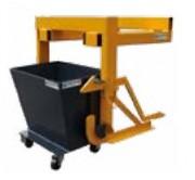 Palonnier de retournement caisse palette - Capacité de palonnier : 150 - 800 - 1012 T