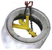 Palonnier pour levage de cônes - Charge maximale utile (kg) : 1000