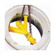 Palonnier pour levage de cônes réducteurs en béton