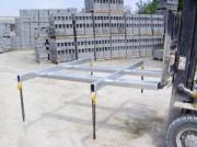 Palonnier pour treillis soudé - Capacité de 1.5 tonne répartie - levage par 4 points