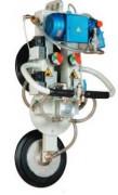 Palonnier ventouse à pont roulant - Capacité de charge : jusqu'à 2000 kg