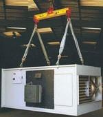 Palonniers Monopoutre fixe -  Charge maximale utile : De 1000 à 5000 Kg