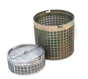 Panier cylindrique pour manutention