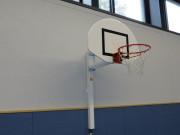 Panier de basket mural réglable