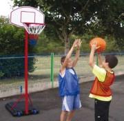 Panier de basketball pour enfant