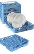 Panier de lavage et de rangement vaisselle - Pour verres, carafes et plateaux