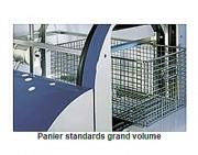 Panier de lavage industriel sur mesure - En fil Inox - Standard et sur mesure