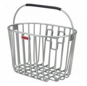 Panier pour vélo en aluminium - 2 hauteurs de fixations