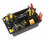 Panier rigide porte-outils - Dimensions (LxHxP) cm : 50 x 34 x 23