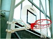 Panier spécifique de basket mural