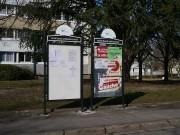 Panneau d'affichage administratif