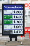 Panneau d'affichage de prix poteau - Changement rapide des prix
