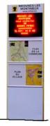 Panneau d'affichage électronique - Panneau d'affichage électronique