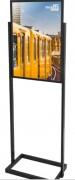 Panneau d'affichage extérieur - Dimensions : 550 x 1600 mm