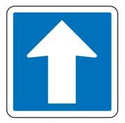 Panneau d'indication sens unique C12