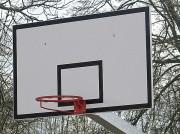 Panneau de basket-ball compétition