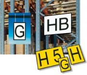 Panneau de signalisation 420 x 600 mm - 420 x 600 (mm)