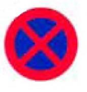 Panneau de signalisation d'arrêt et de stationnement interdits - Possibilité d'avoir tous les types de panneaux sur demande