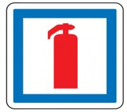 Panneau indication lutte contre incendie CE29 - Dimensions (mm) : de 350 à 1050 - Norme CE et NF - Type CE