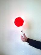 Panneau led de signalisation - Diamètre : 180 mm