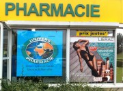Panneau LED Pharmacie