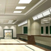 Panneau lumineux LED carré - Puissance:40 W