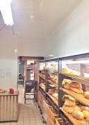 Panneau mural hygiénique boulangerie - Epaisseur : 2,8 mm - Poids : 3,3 kg/m²