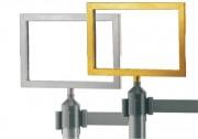 Panneau pour poteau de guidage 380 x 265 mm - Dimensions (Lxl) : 380x265 - 380x265 mm