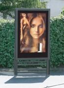 Panneau publicitaire électronique