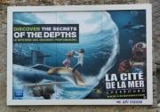 Panneau publicitaire mural urbain - Format : 4, 6, 8 et 12 m²