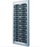 Panneau solaire 20w 12v - Taille : 662 x 299 x 34 mm