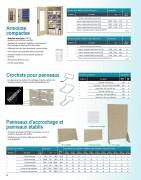 Panneaux d'accrochage pour armoire à bacs - Configuration à personnaliser