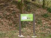 Panneaux d'information en plastique recyclé - 100% en plastique recyclé