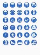 Panneaux d'obligation - 4 formats disponibles