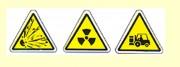 Panneaux de signalisation de danger - Panneaux à la demande