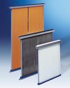 Panneaux filtrants anti-poussière - Surface filtrante : jusqu'à 9.4 m²